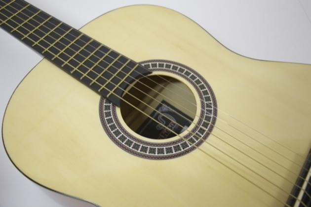 AG3990-39吋圓角民謠吉他(原木色.雙色) 定價2100 3