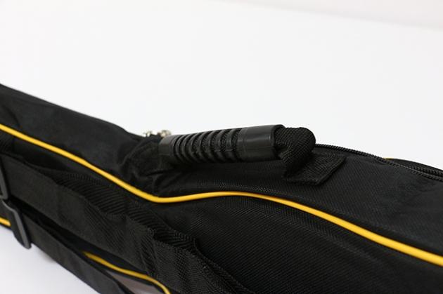 A1A 烏克麗麗袋子23吋 (黃邊厚袋) 雙肩背 3