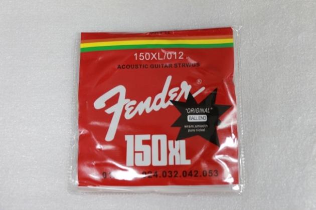 A102 Fender民謠弦 1