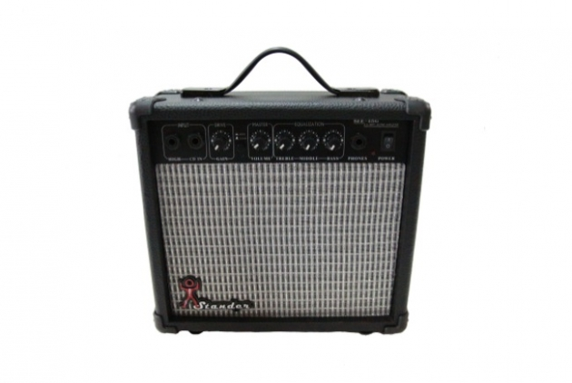B4 三麥克電吉他(Fender型)-套裝 5