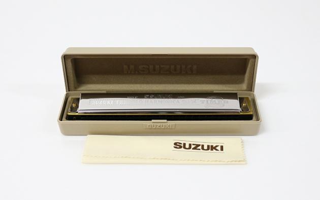 C48 鈴木口琴(支)日本原裝SU24 1