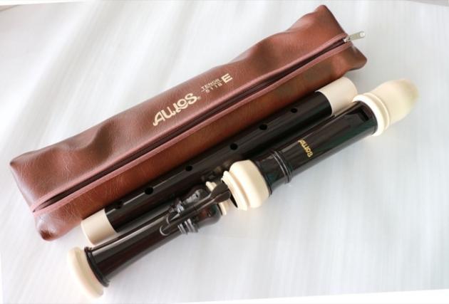 C76 Alous直笛 511次中音 1