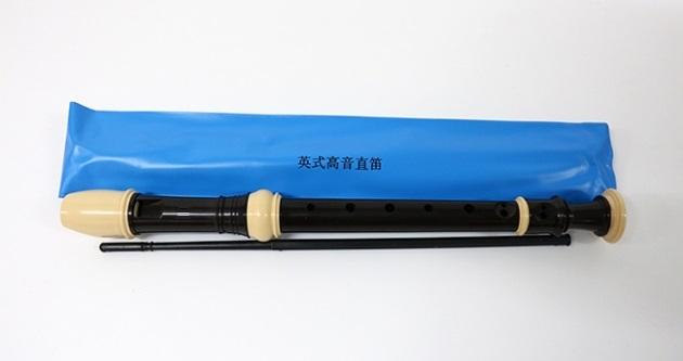 C81 HC直笛(黑白相間) 1