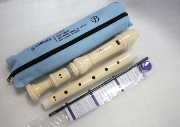 C84 Yamaha直笛(中音) YRA-28BIII 1