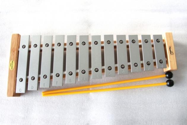 C97 12音鐵琴(鋁)C-G(台製) 1