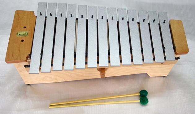 C98,C99,C100 - 16音鐵琴(箱型)低,中,高音 1