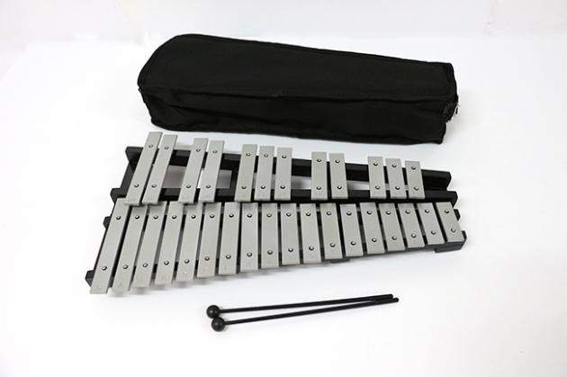 C101 30音鐵琴(附袋)可對折 G-C 1