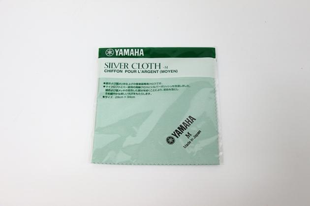 G65A Yamaha 鍍銀清潔布(L)(M) 2
