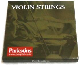H34 小提琴軟鋼弦(組)韓國 1