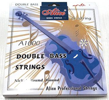 H87B 低音大提琴弦(組)Alice 1