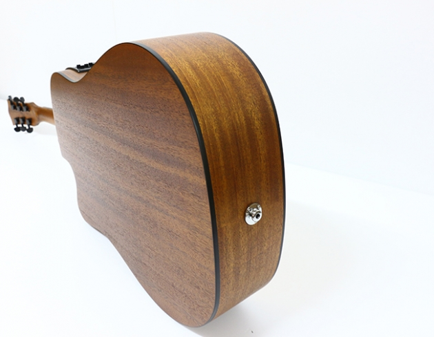 AGWL800EQ 41吋面單缺角民謠吉他+5EQ $8600 3