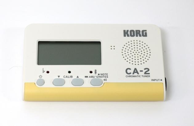 A25D 調音器CA-2 (KORG) 2