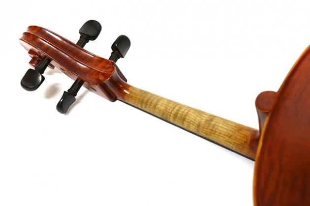 H25C 大提琴附袋(虎紋仿古)1/2 6