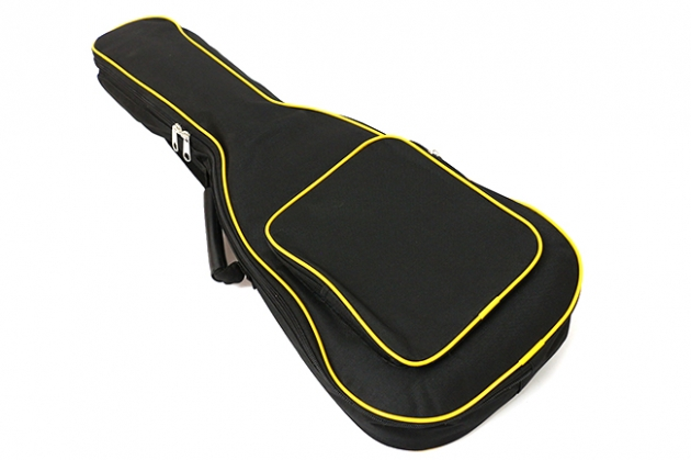 A1A 烏克麗麗袋子23吋 (黃邊厚袋) 雙肩背 1