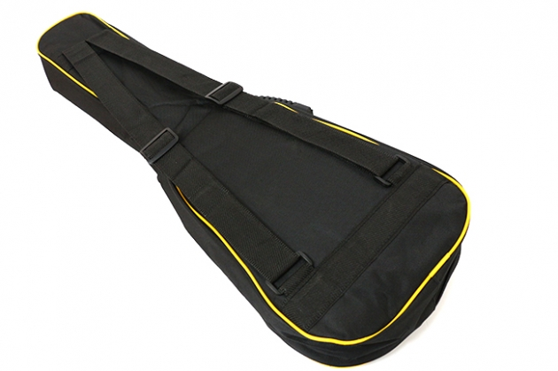 A1A 烏克麗麗袋子23吋 (黃邊厚袋) 雙肩背 2