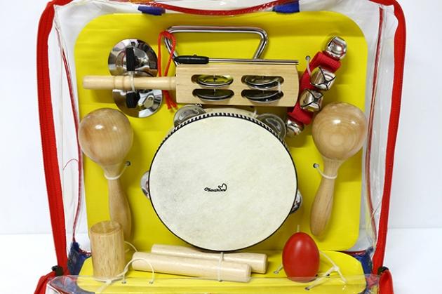 C45 節奏樂器(套裝)10種 2