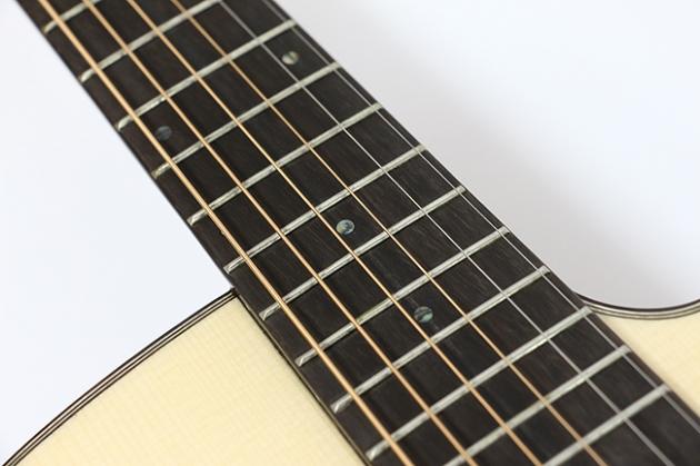AGAK500 41吋全單板 西提卡雲杉,非洲桃花芯 民謠吉他 5
