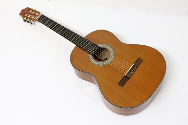 AGS3 39寸面單板古典吉他(圓角) 1
