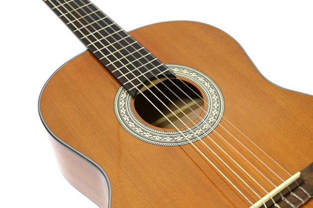 AGS3 39寸面單板古典吉他(圓角) 3
