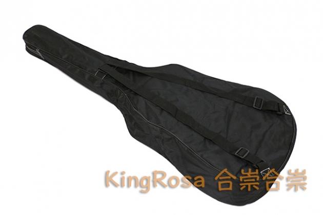 A3 41吋 民謠帆布袋(側開)(雙肩背) 2