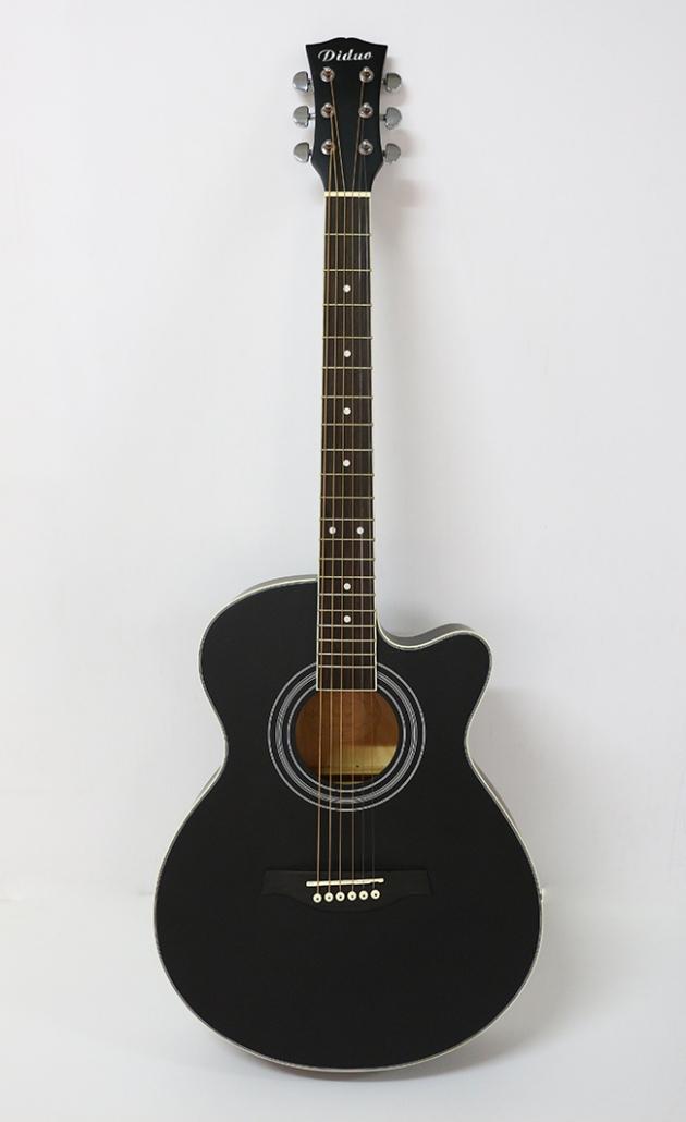 AGDG120CX-39吋民謠吉他缺角全椴木(平光) 原木色/黑色 定價2600 3