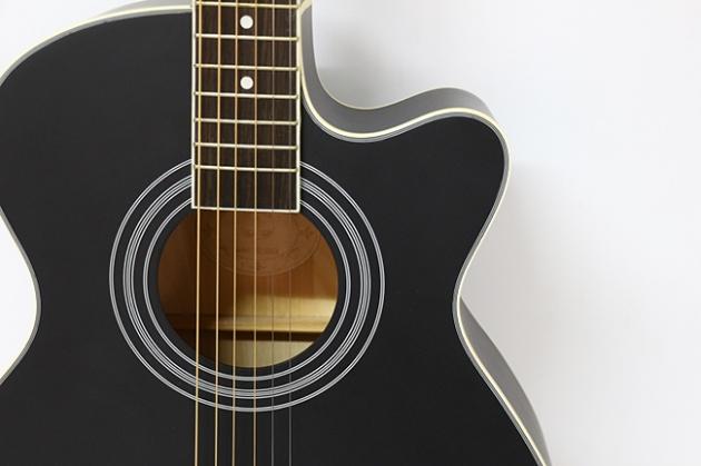 AGDG120CX-39吋民謠吉他缺角全椴木(平光) 原木色/黑色 定價2600 5