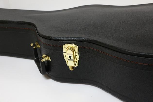 A10 吉他貼皮木盒(凸面)附溫溼度計(39吋) 2