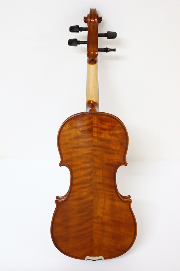 H1B 小提琴Venus虎背紋(仿古) 5