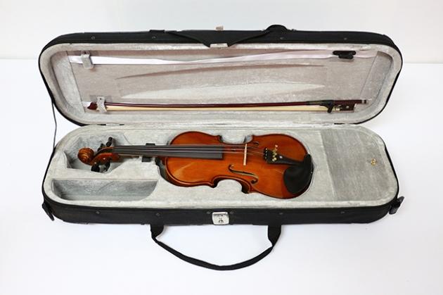 H1B 小提琴Venus虎背紋(仿古) 6