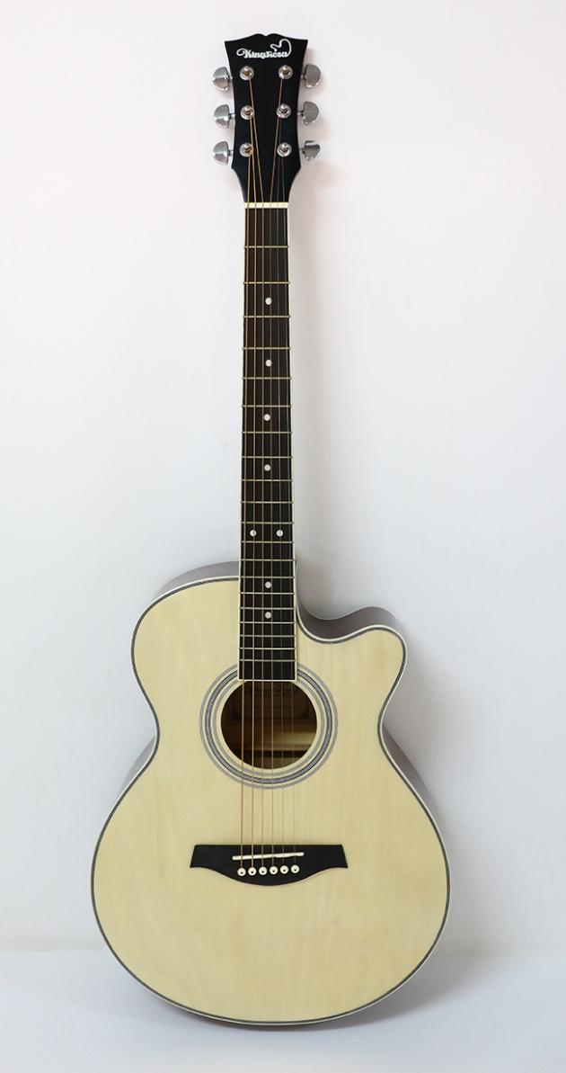AG4113-39吋民謠吉他缺角-亮光 (6色可選) 定價2600 2