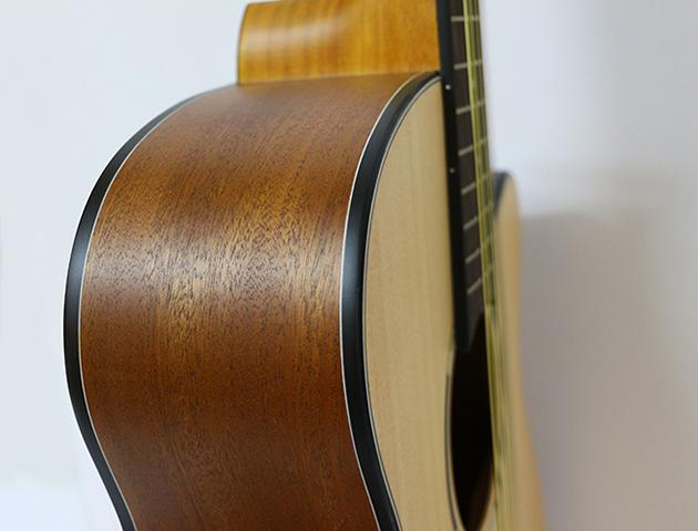 AGWL700-40吋面單缺角民謠吉他 $6000 3