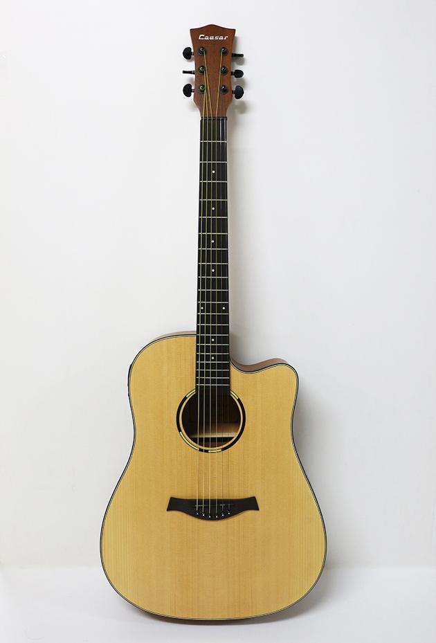 AGWL800-41吋面單缺角民謠吉他 $6600 1