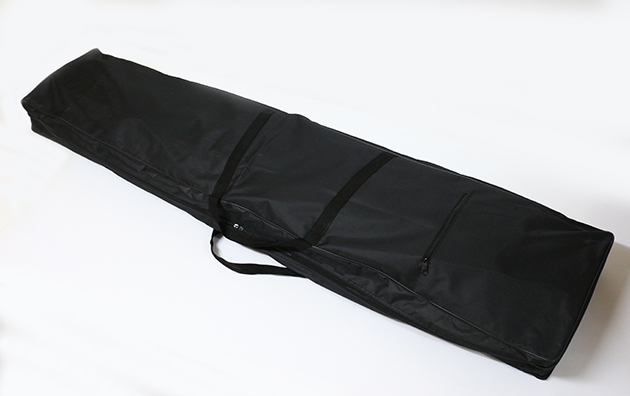 J18B 古箏21弦(附袋)花鳥木貼 5