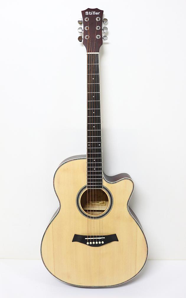 AGDG220CX-40吋民謠吉他缺角-面雲杉/側後椴木(平光) 定價2600 1