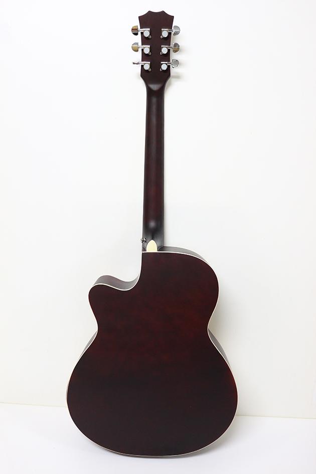 AGDG220CX-40吋民謠吉他缺角-面雲杉/側後椴木(平光) 定價2600 2