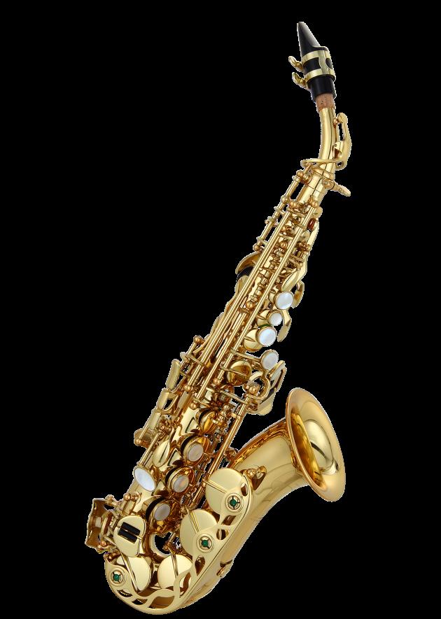 G17 Soprano高音薩克斯風-彎頭 1